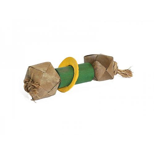 Bamboo dumbell