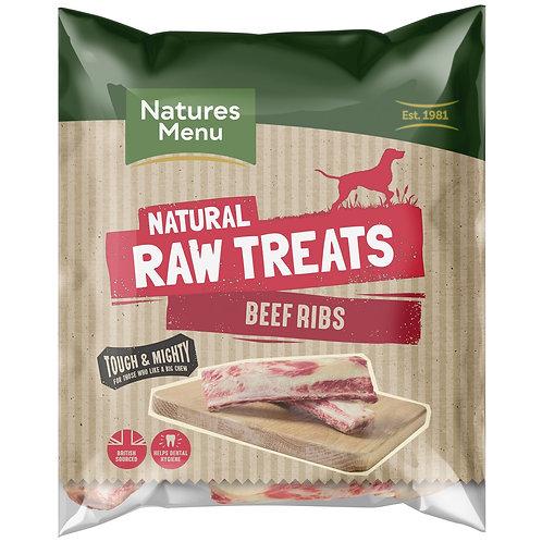 Natures menu beef ribs