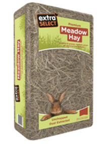 Extra select compressed meadow hay 4kg