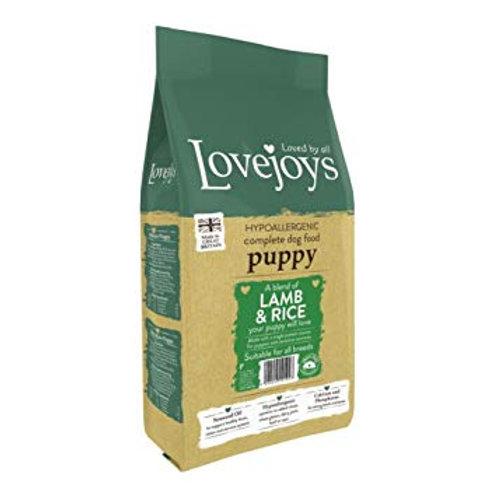 Lovejoys lamb & rice puppy 2kg