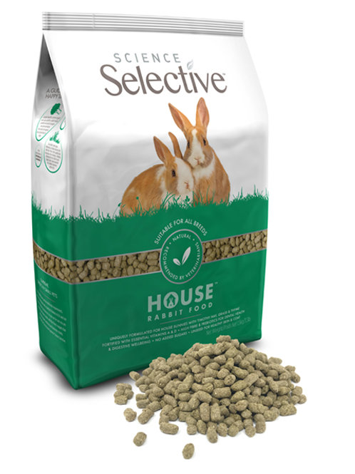 Science selective House rabbit 1.5kg