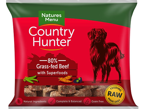 Country hunter beef 1kg