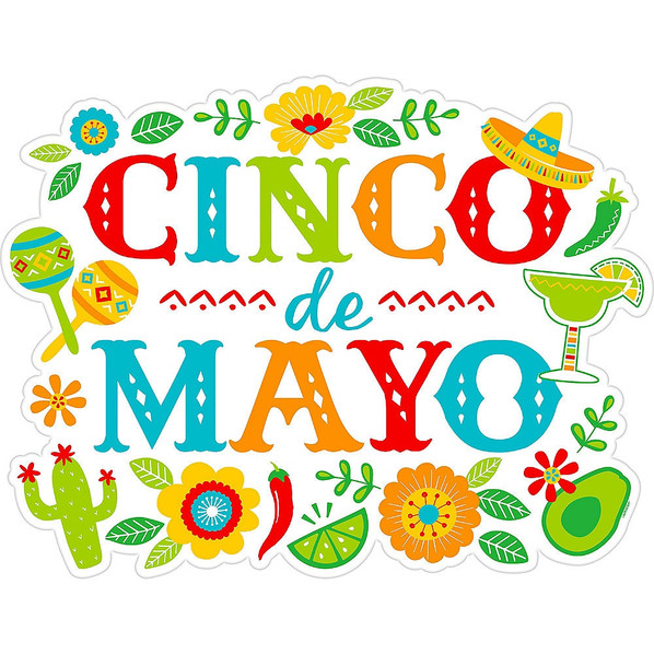 Wednesday, May 5th at 11:30am Cinco de Mayo Cooking Demo