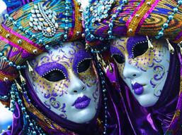 Friday, February 12th at 11:30am Mardi Gras! Cooking Demo