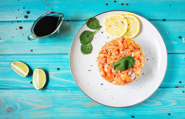 Friday, May 21st at 11:30am Elegant Seafood Cooking Demo