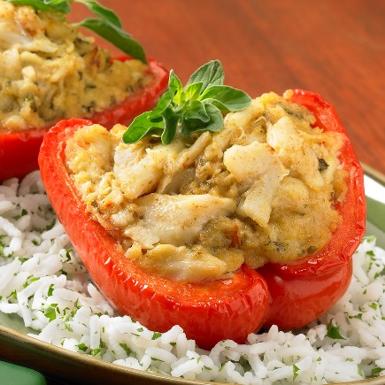 Crab-Stuffed-Peppers