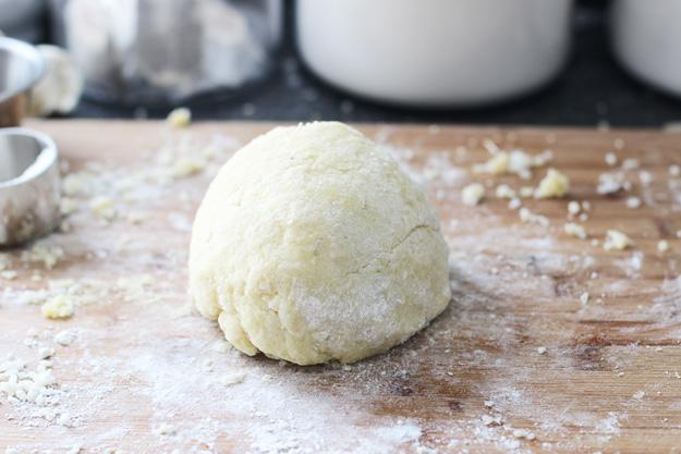 Gnocchi Ball