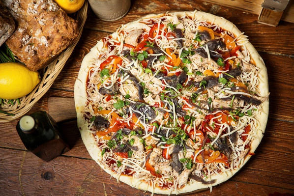 Wednesday, March 11th at 11:30am Perfect Pizza & Focaccia Hands-On