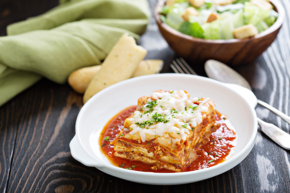 Wednesday, August 4th at 11:30am For the Love of Lasagna Hands-On