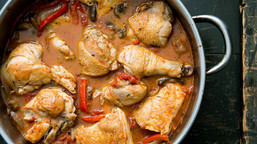 Thursday, October 22nd at 11:30am International Chicken Cooking Demo