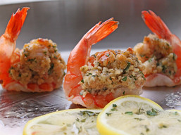Thursday, May 13th at 11:30am Hooked on Shrimp Cooking Demo