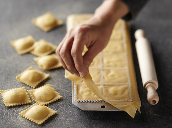 Wednesday, February 26th at 11:30am We're Having Ravioli Hands-On