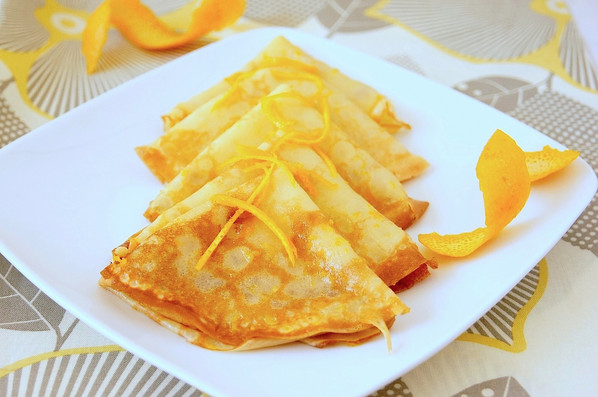 Wednesday, September 23rd at 11:30am Sweet & Savory Crepes Cooking Demo