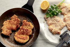 Wednesday, March 17th at 11:30am Scaloppine! Scaloppine! Cooking Demo