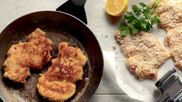 Wednesday, October 21st at 11:30am Scaloppine! Scaloppine! Cooking Demo