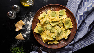 Wednesday, June 30th at 11:30am Summer Ravioli Hands-On