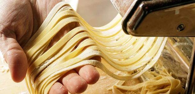 Hand Made Tagliatelle