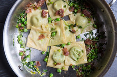 Friday, March 19th at 11:30am Spring Pasta Cooking Demo