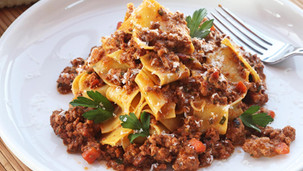 Wednesday, January 27th at 11:30am Pastas of Emilia-Romagna Cooking Demo