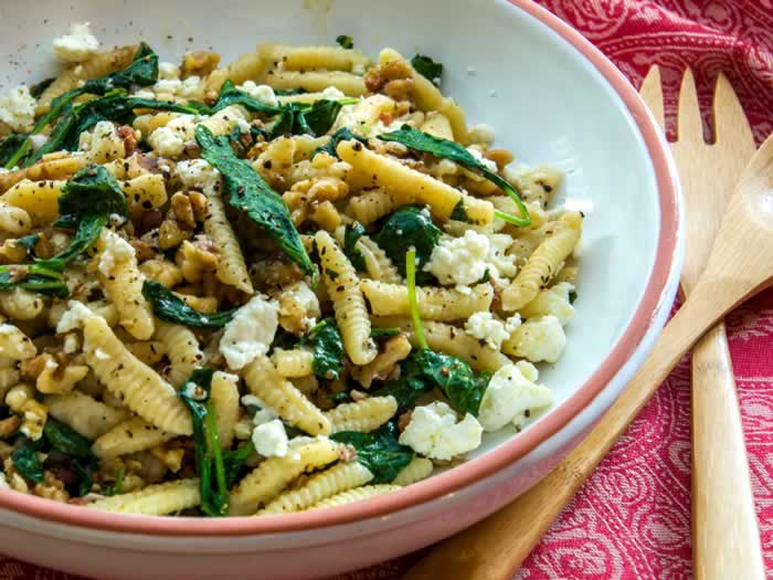 Cavatelli & Broccoli Rabe