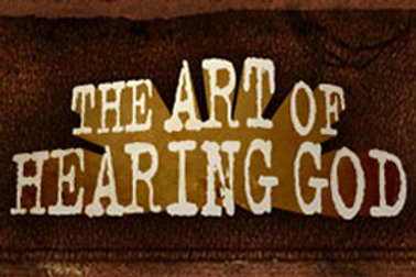 Art of Hearing God Registration