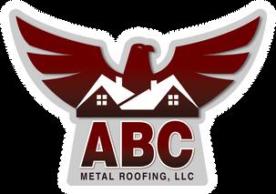 ABC Metal Roofing logo final resplandor.