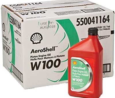 Aircraft Piston Engine Oil