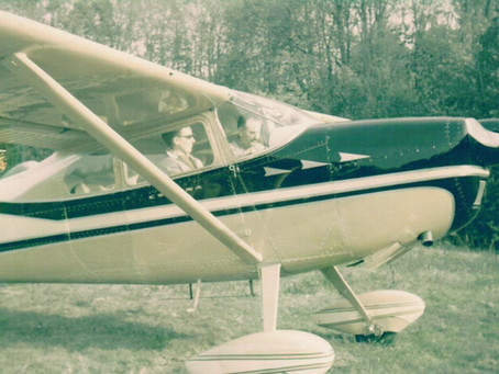 Tales of the Cessna 180