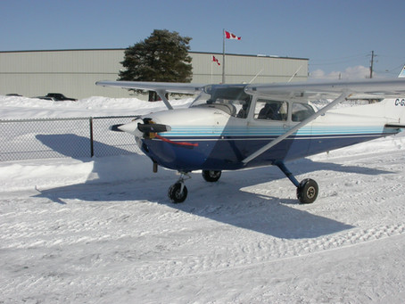 Preparing your aircraft for winter