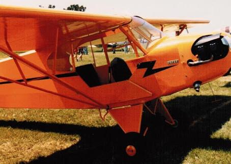 Origins of the Piper Cub