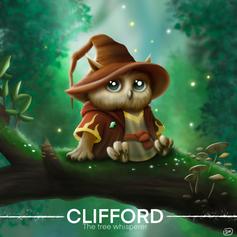 Clifford the Tree Whisperer