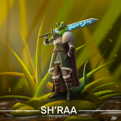 Sh'raa the guardian