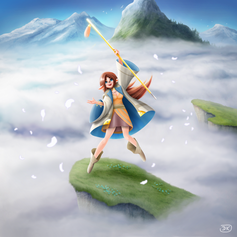Gala the Cloud Piercer