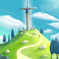 The Titan's Sword