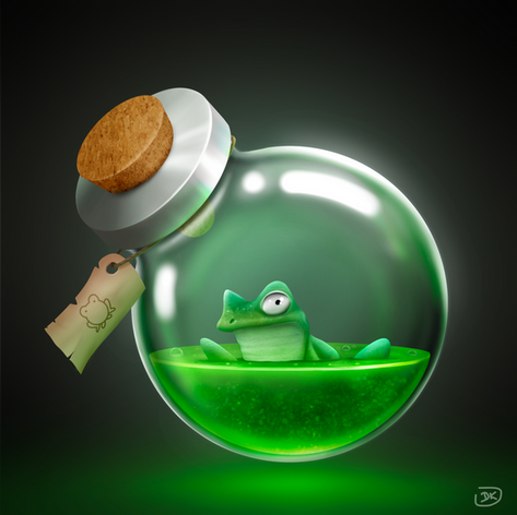 The Frog Poition