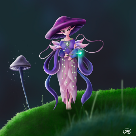 The Mushroom Queen