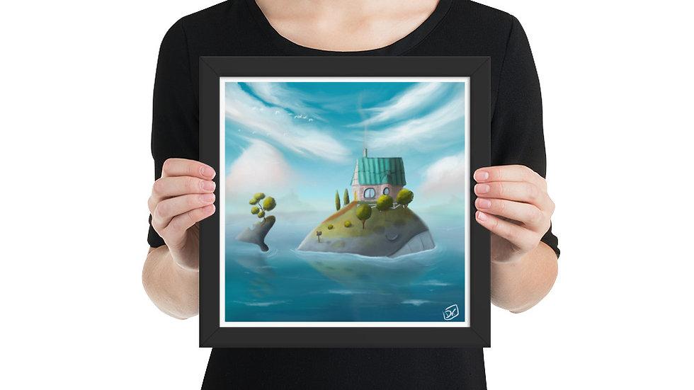 The island guardian