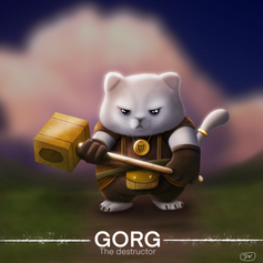 Gorg the Destructor
