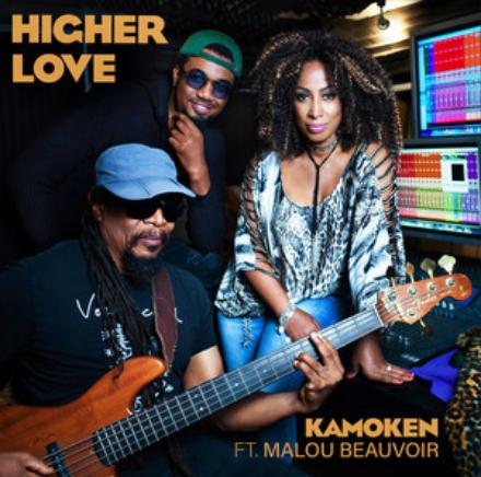 KAMOKEN FT. MALOU BEAUVOIR - HIGHER LOVE
