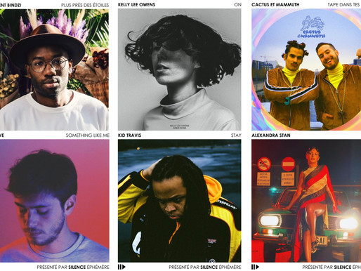 Artistes de la semaine #22
