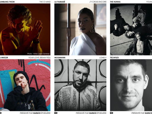 Artistes de la semaine #23