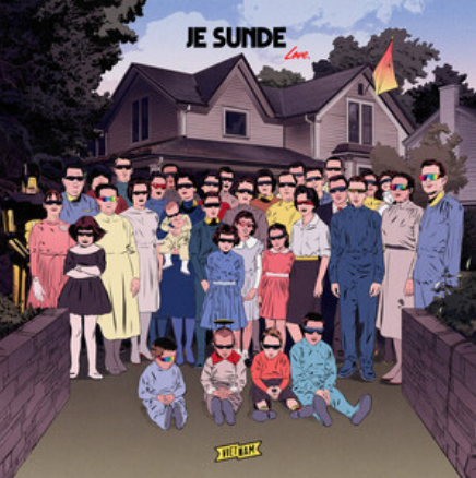 J. E. SUNDE - 9 SONGS ABOUT LOVE