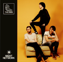 THE CRIBS - NEVER THOUGHT I'D FEEL AGAIN
