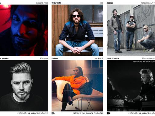 Artistes de la semaine #17