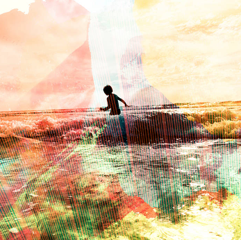 "Dovie Beams Love Child - ""Sunset Waves"""