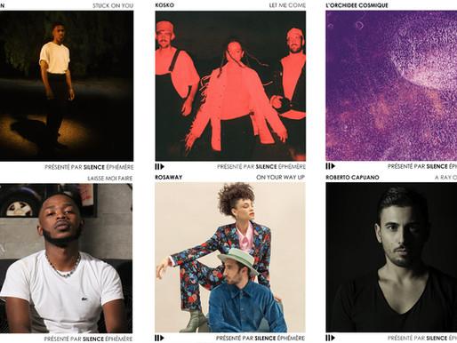 Artistes de la semaine #27