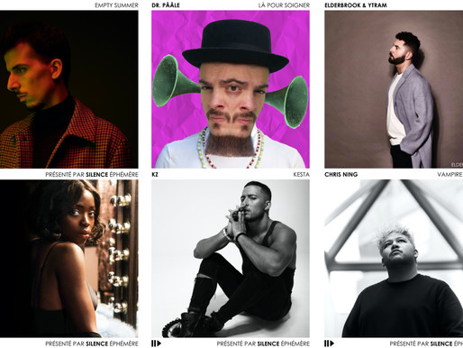 Artistes de la semaine #26