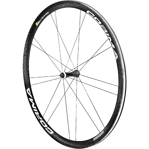 Front 32mm s+ clincher