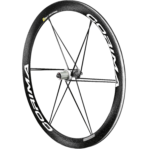 Front 47mm MCC S+ Clincher