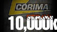 코리마 스트라바 10,000km 클럽 이벤트